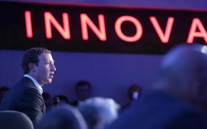 El CEO de Facebook, Mark Zuckerberg, también está liderando un nuevo...