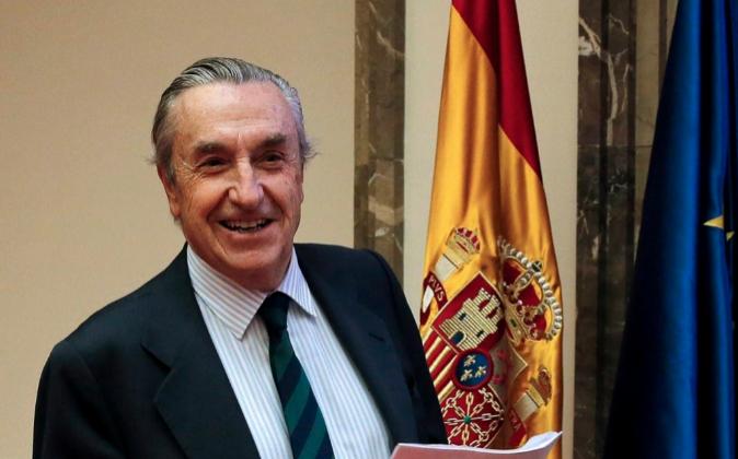El presidente de la Comisión Nacional de Mercados y Competencia...