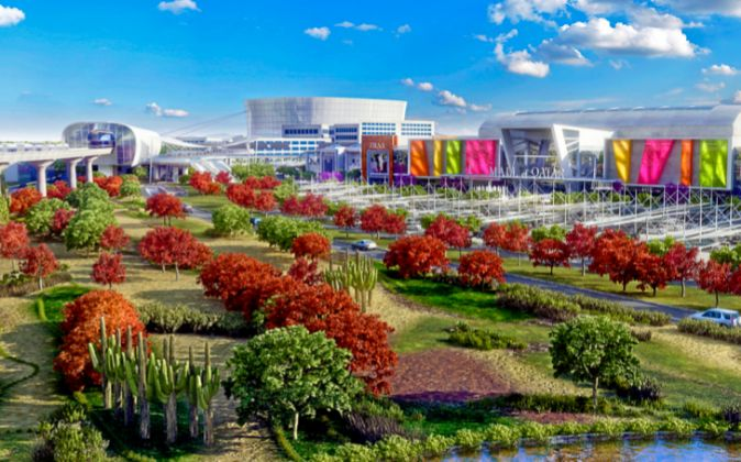 El centro comercial Mall of Qatar ha requerido una inversión de 1.400...