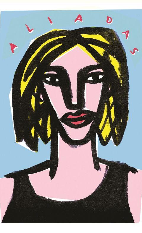 El ilustrador de cabecera de Pedro Almodóvar ha realizado esta...
