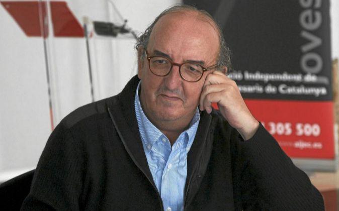 Jaume Roures, socio de Mediapro.
