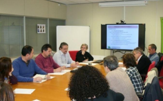 Alianza Agroalimentaria Aragones y el Centro de Investigación y...