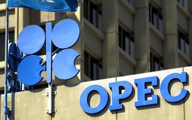Logotipo de la OPEP.