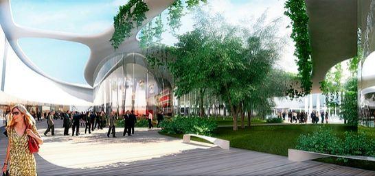 El centro comercial del futuro estar en torrej n de ardoz - Db direct empresas ...