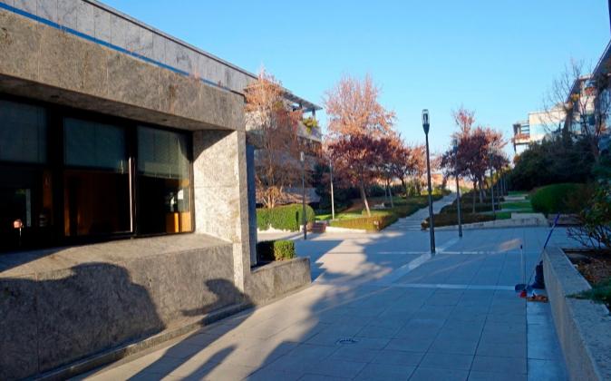 El Parque Empresarial Ática XIX (Madrid) es uno de los complejos que...