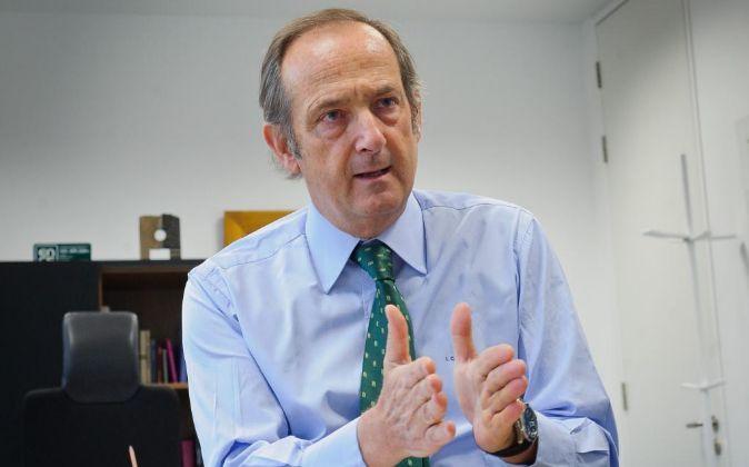 Ignacio de Colmenares, CEO de Ence.