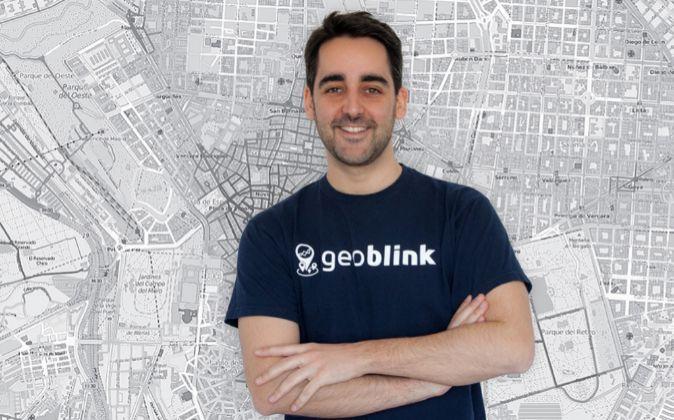 Jaime Sánchez-Laulhé, CEO de Geoblink