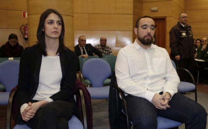 Portavoz del Ayuntamiento de Madrid, Rita Maestre, juzgada  por un...