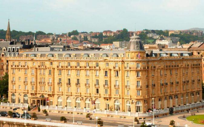 Starwood gestiona el Hotel María Cristina, en San Sebastián.