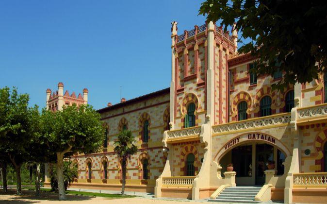 Balneario de Vichy Catalán.
