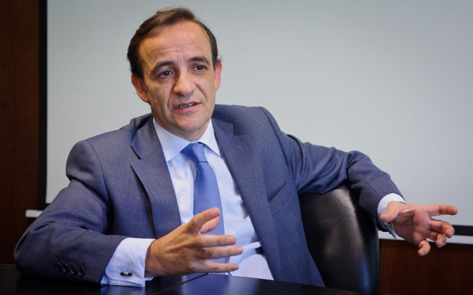 Enrique Isidro, consejero delegado de Europac.