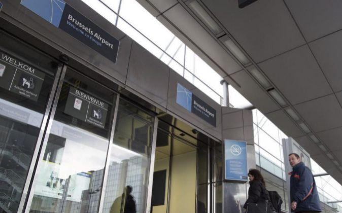 Imagen de archivo del Aeropuerto de Bruselas (Bélgica)