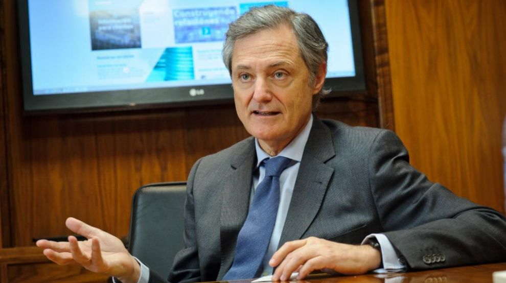 Agustín Márquez, Director General Adjunto del Área Tecnológica de...