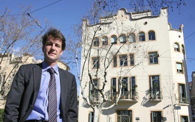 El ex consejero delegado de Teyco, Jordi Sumarroca.