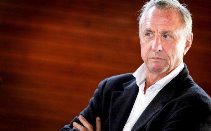 Johan Cruyff ha fallecido a los 68 años culpa de un cáncer de...