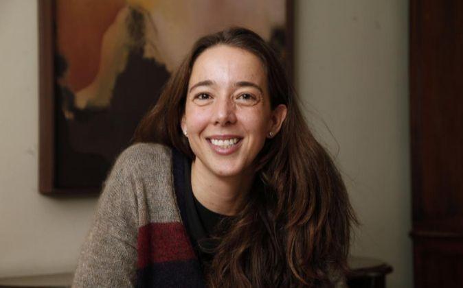 La fundadora de HolaLuz, Carlota Pi.
