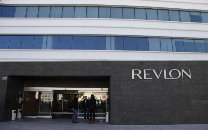 Sede de Revlon en Barcelona.