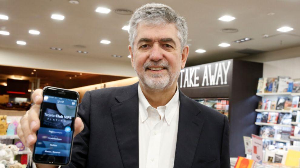 Carlos Menéndez, director Comercial de Club Vips.