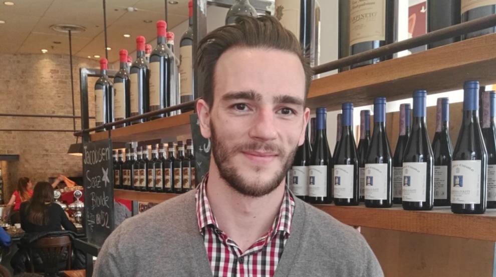 Rubén Criado, CEO y cofundador de Luz Wavelabs.