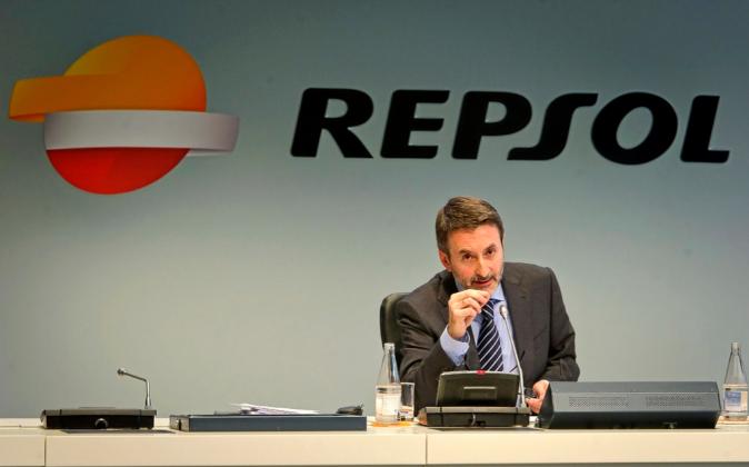 El consejero delegado de Repsol, Josu Jon Imaz.