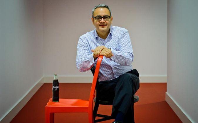 Jorge Garduño, director general de Coca-Cola en España F