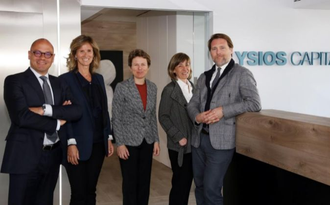 Sabadell y cuatro fondos de pensiones invierten en Ysios