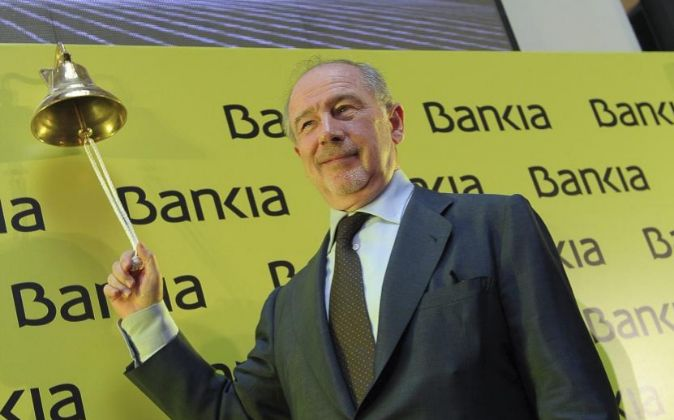 Salida a Bolsa de Bankia.