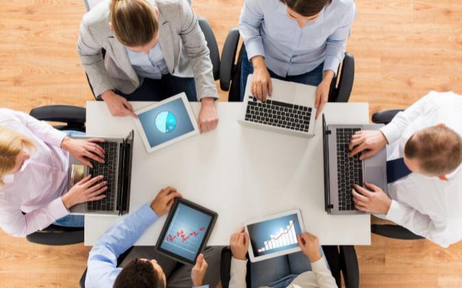 Tabletas, Macs y PC se disputan la supremacía
