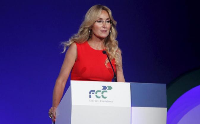 Esther Alcocer Koplowitzl, de FCC.