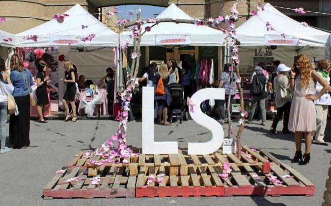 El Handmade Festival durante la edición del año pasado