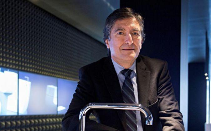 Ramon Asensio, consejero delegado de Roca.