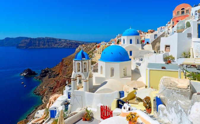 Todos los europeos coinciden en la importancia de unas buenas vistas...
