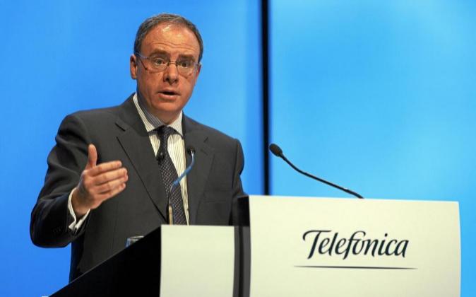 Guillermo Ansaldo, presidente de la nueva filial de Telefónica.