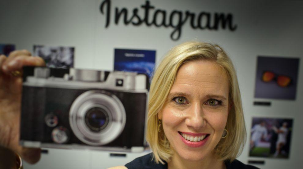 Marne Levine es la directora de Operaciones de Instagram.