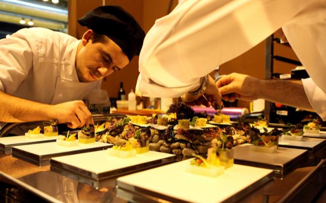 El Salón de Gourmets es la gran feria sobre alimentación y bebidas...