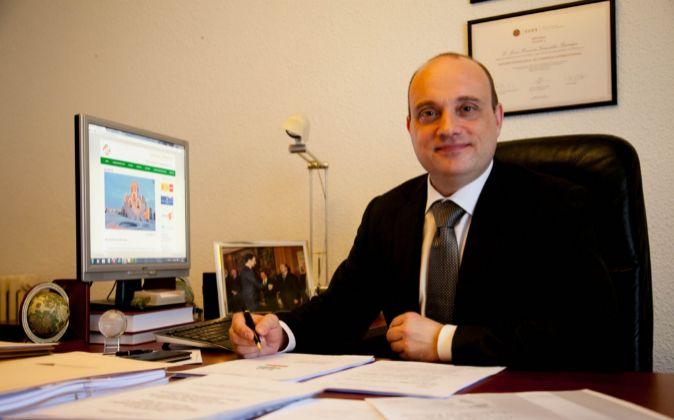 La Cámara de Comercio Hispano Iraní tendrá como delegado en Aragón...
