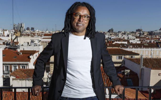Amuda Goueli, cofundador de Destinia, en la azotea de sus oficinas en...
