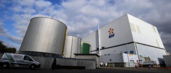 La central nuclear de Fessenheim
