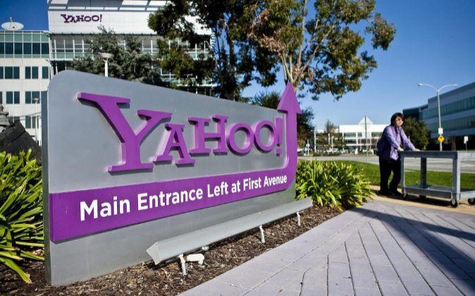 Sede de Yahoo.