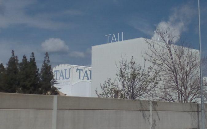 La planta de TAU en Castellón.