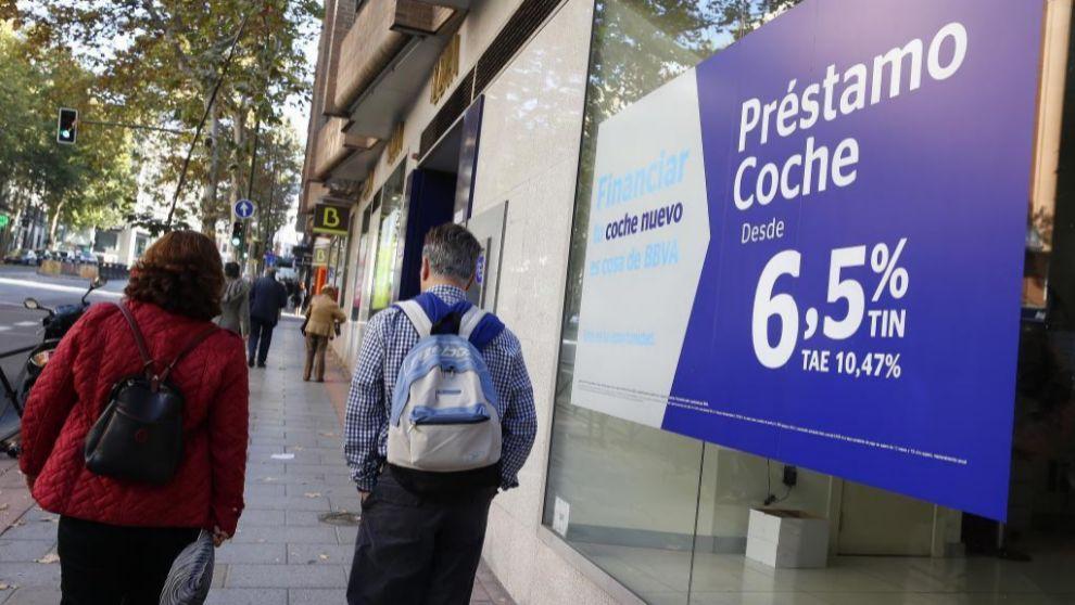 Tras los años de la crisis crediticia, las entidades vuelven a la...