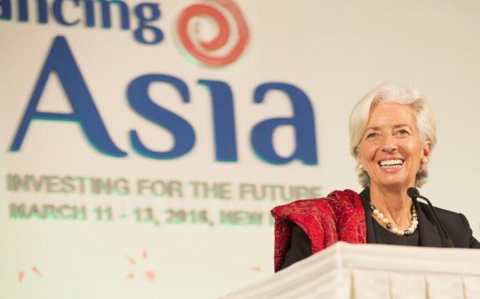 Las previsiones del FMI sobre los efectos en la economía global de la...