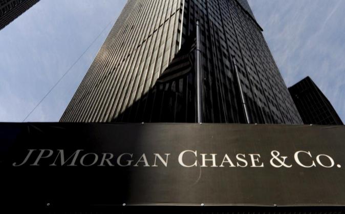 Una de las sedes de JPMorgan Chase en Nueva York, Estados Unidos.