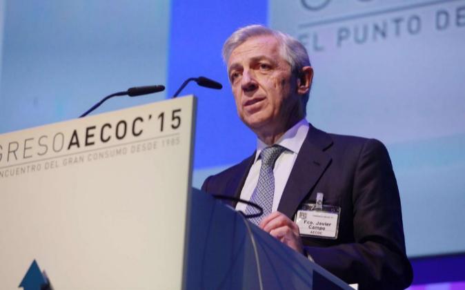 Francisco Javier Campo, presidente de Aecoc.