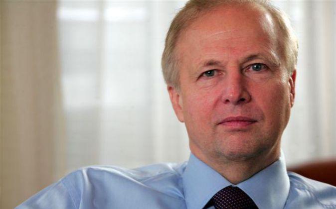 Robert Dudley, consejero delegado de BP