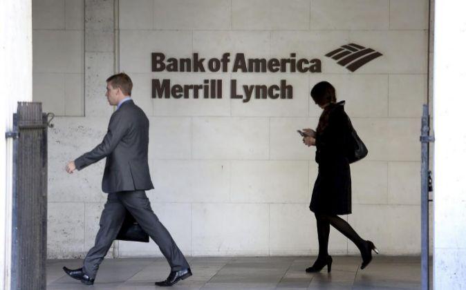 Sede de Bank of America.