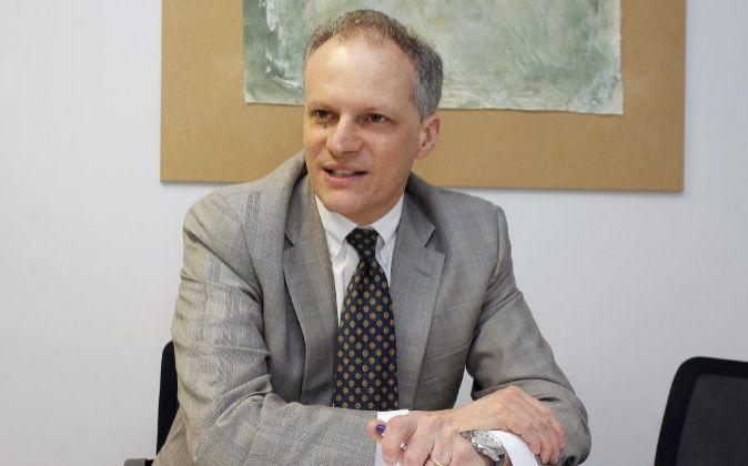 Alejandro Werner, director del Departamento del Hemisferio Occidental...