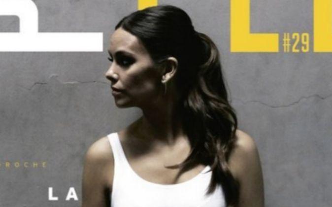 Cristina Pedroche, en la portada de Papel