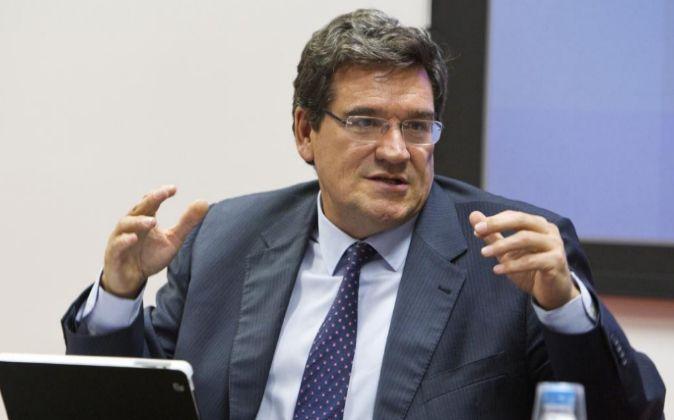 José Luis Escrivá, director de la AIReF.