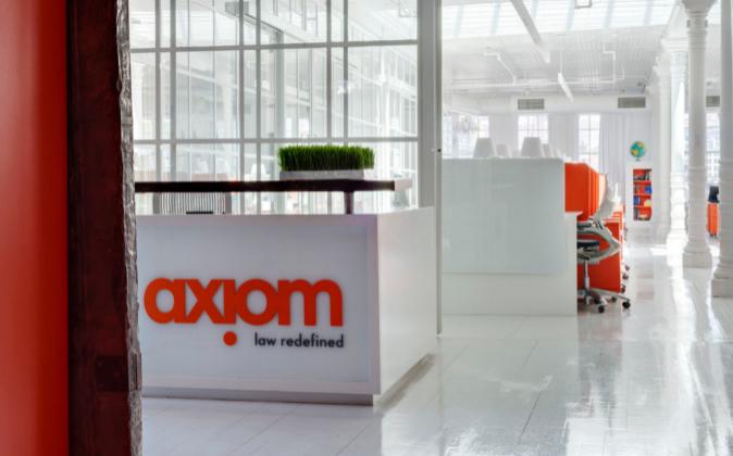 Sede de Axiom, diseñada por la firma BHDM.